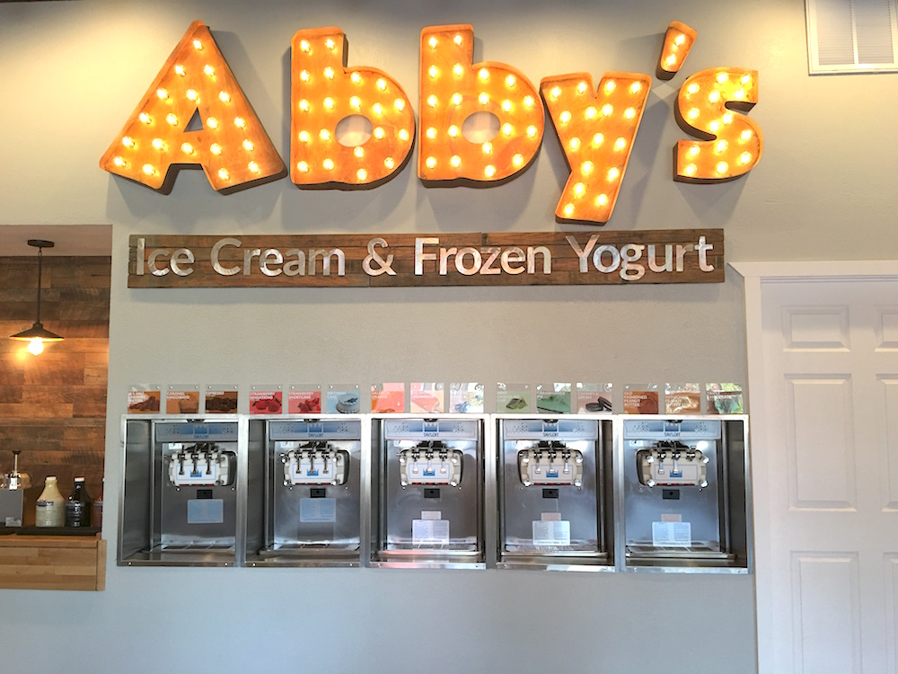 Abby's Ice Cream and Frozen Yogurt Ellijay GA