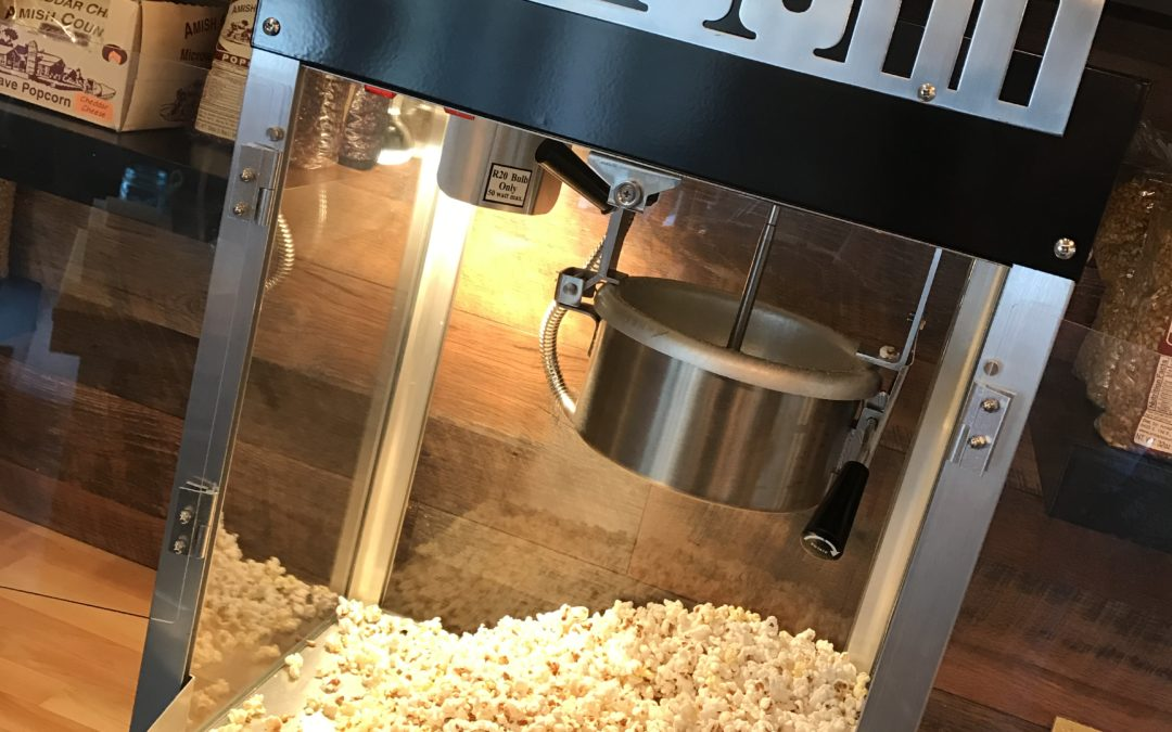Ellijay Popcorn Shop | Fresh Popcorn in Ellijay at Abby's